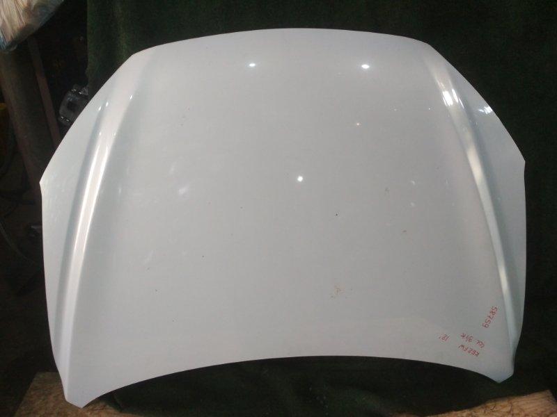 Капот Mazda Cx-5 KE2FW SH-VPTS 2012