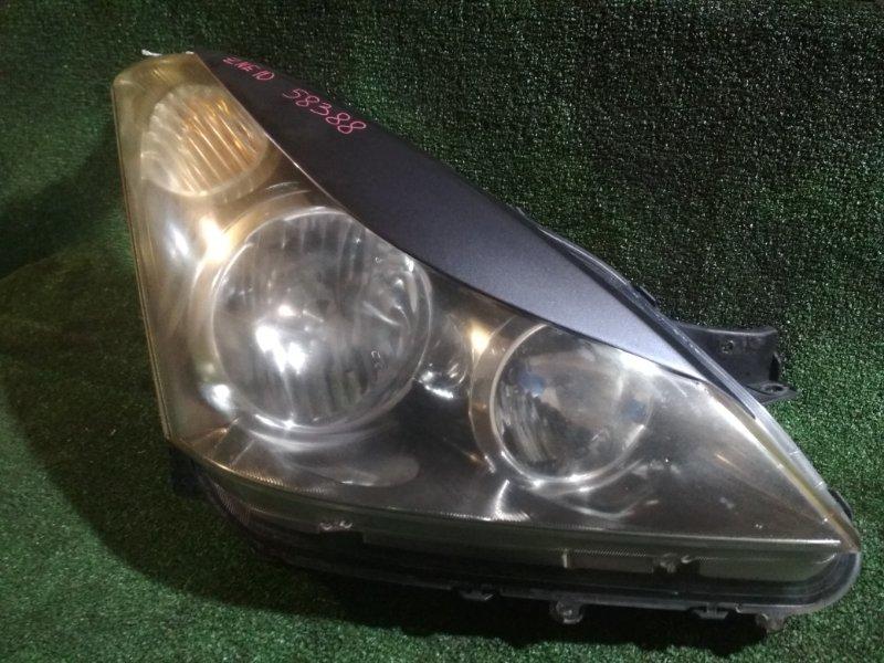 Фара Toyota Wish ZNE10 1ZZ-FE передняя правая