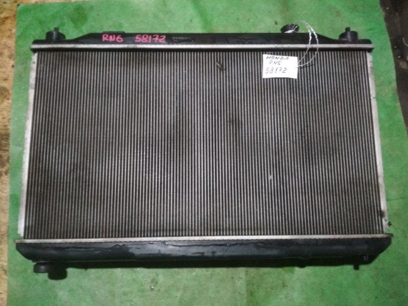 Радиатор Honda Stream RN6 R18A