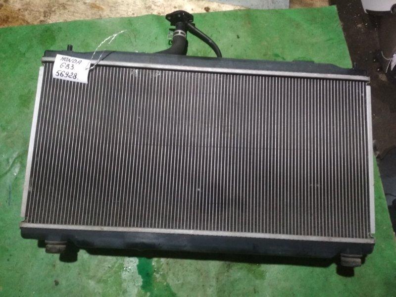 Радиатор Honda Freed Spike GB3 L15A 2010