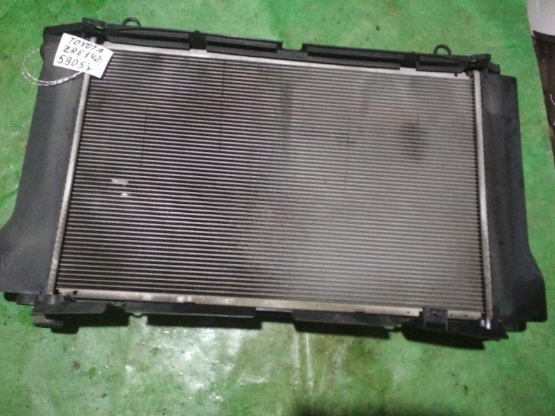 Радиатор Toyota Corolla Fielder ZRE142 2ZR-FE