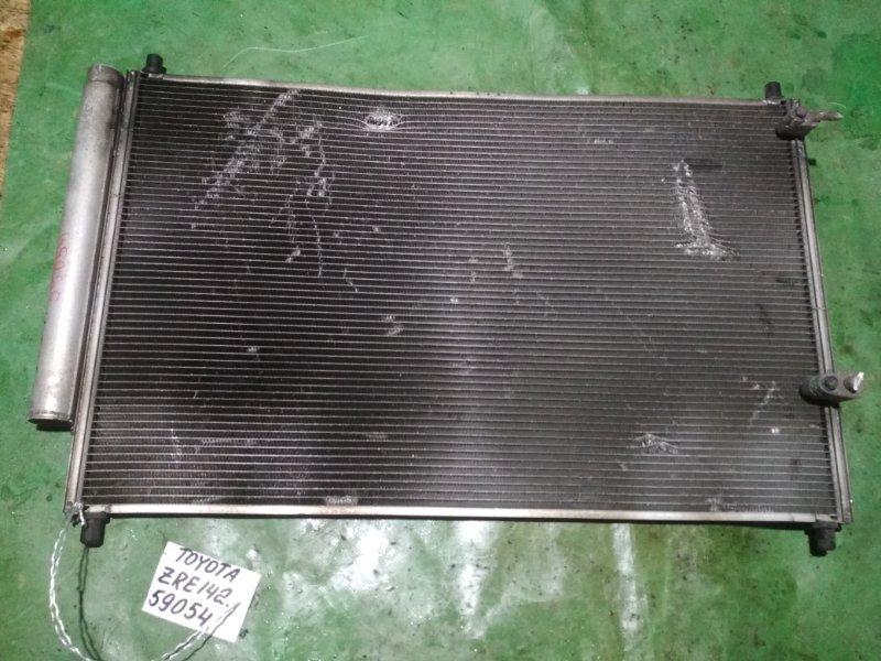 Радиатор кондиционера Toyota Corolla Fielder ZRE142 2ZR-FE