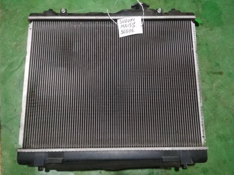 Радиатор Suzuki Solio MA15S K12B
