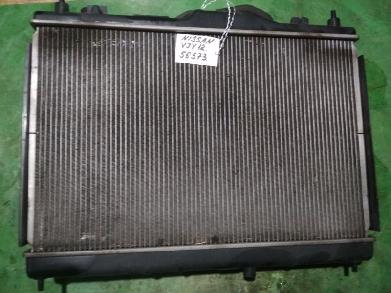 Радиатор Nissan Ad VJY12 MR18DE 2013