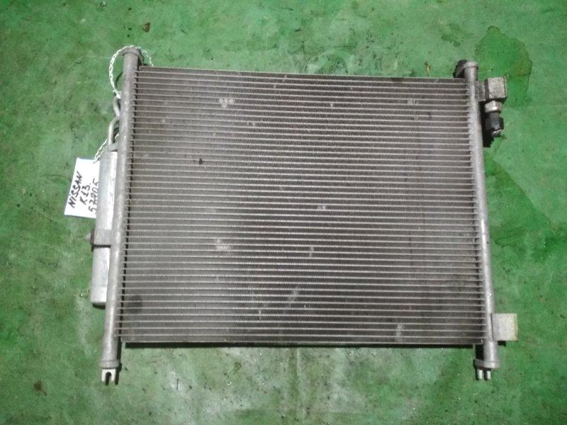 Радиатор кондиционера Nissan March K13 HR12DE 2010