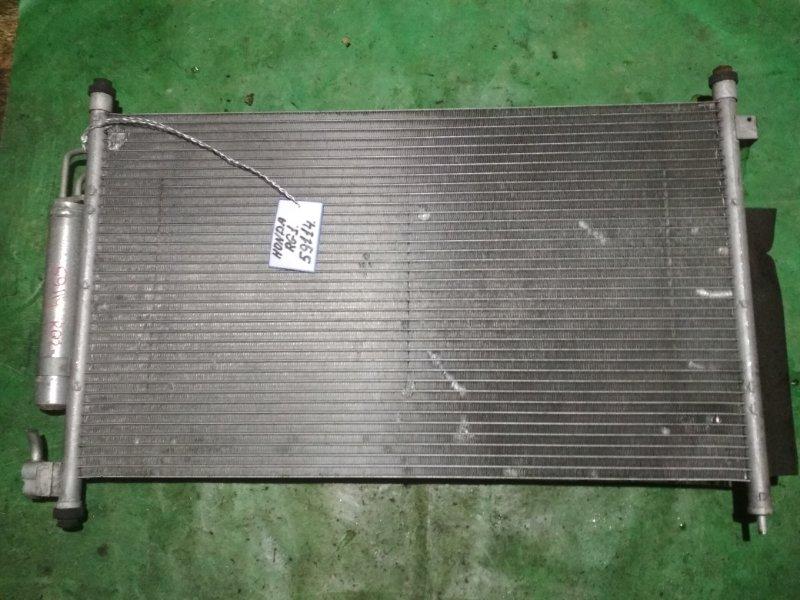Радиатор кондиционера Honda Step Wagon RG1 K20A