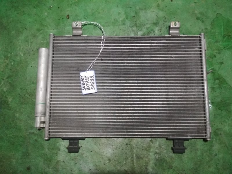 Радиатор кондиционера Suzuki Swift ZC71S K12B 2008