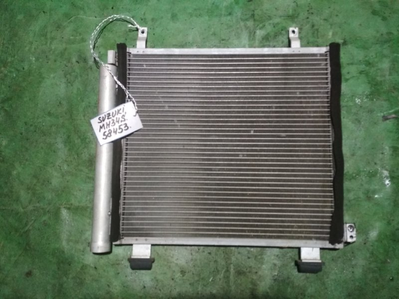 Радиатор кондиционера Suzuki Wagon R MH34S R06A
