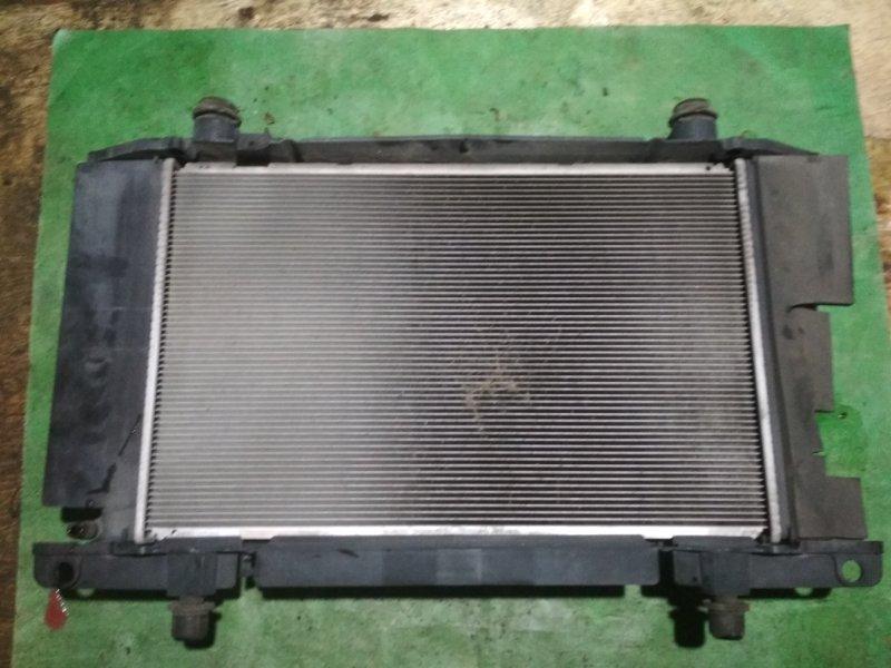 Радиатор Toyota Auris NZE151 1NZ-FE 2011