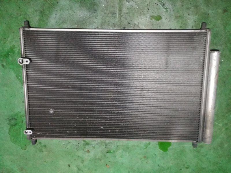 Радиатор кондиционера Toyota Auris NZE151 1NZ-FE 2011