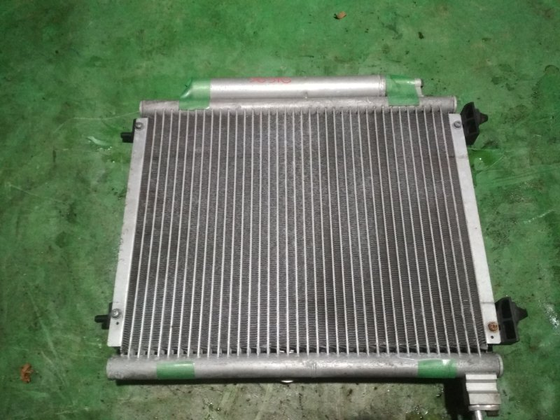 Радиатор кондиционера Mitsubishi Minica H42V 3G83