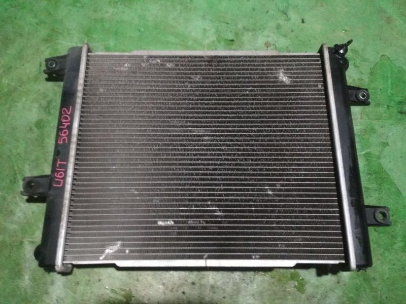 Радиатор Mitsubishi Minicab U61T 3G83