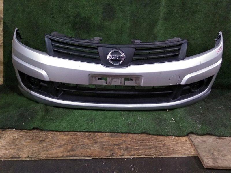 Бампер Nissan Ad VJY12 MR18DE 2013 передний