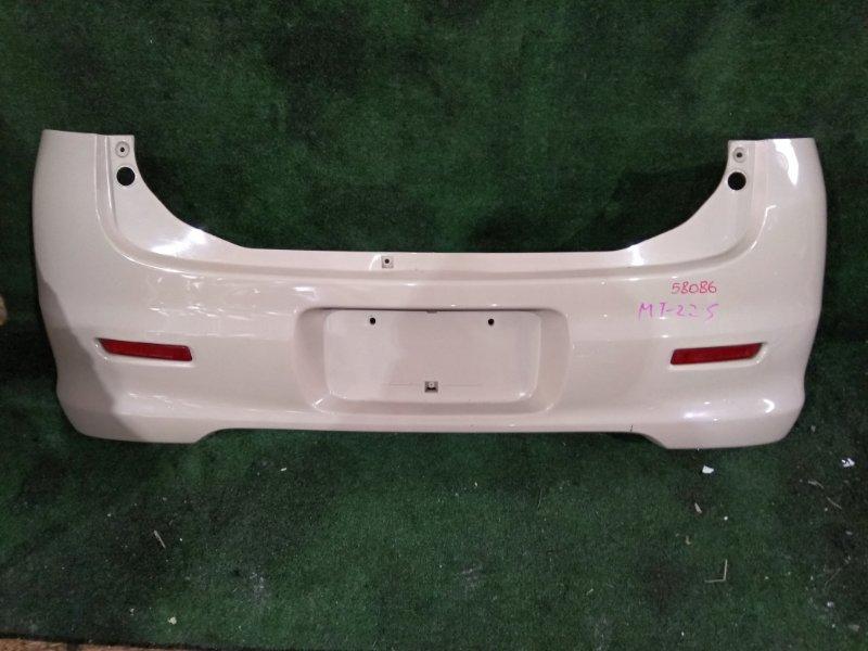 Бампер Suzuki Mr Wagon MF22S задний