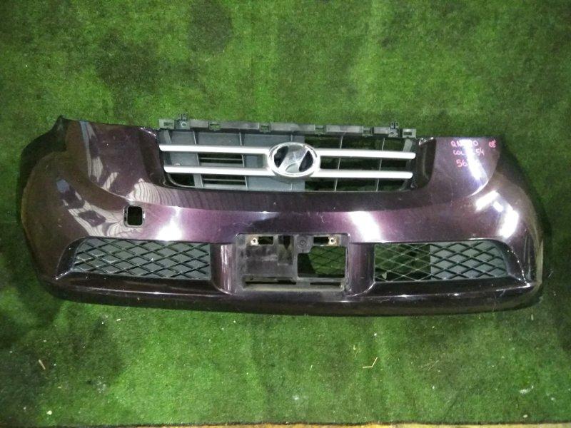 Бампер Toyota Bb QNC20 K3-VE 2008 передний