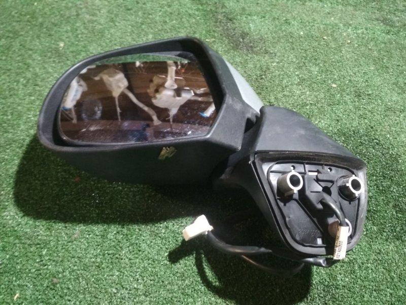 Зеркало Nissan Note E12 HR12DE левое