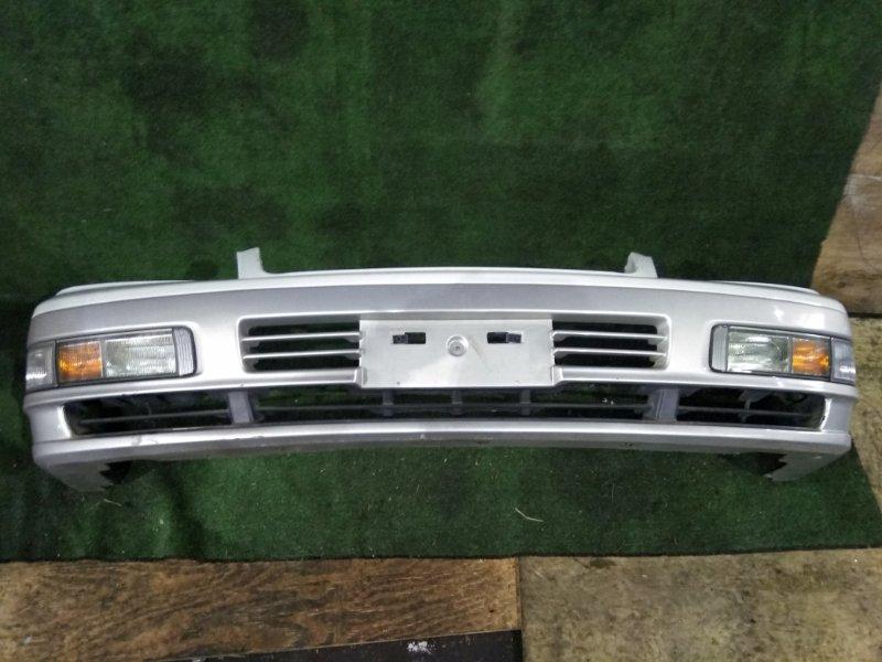 Бампер Nissan Gloria HY33 VQ30DET 1997 передний