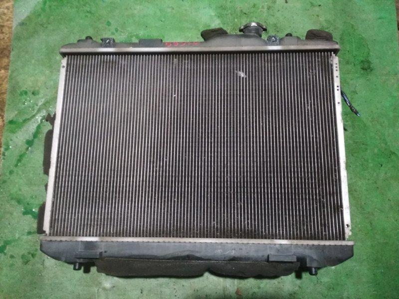 Радиатор Suzuki Swift ZC71S K12B