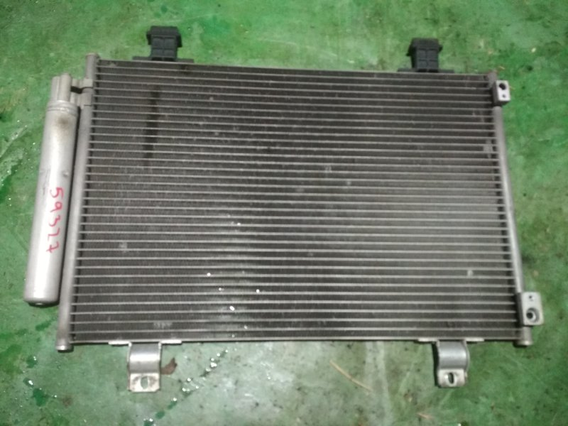 Радиатор кондиционера Suzuki Swift ZC71S K12B