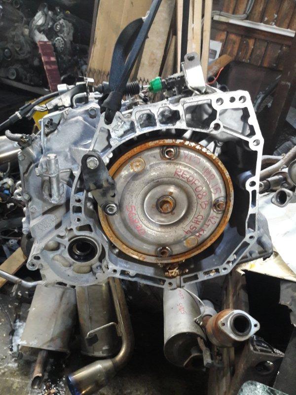 Акпп Nissan Wingroad Y12 HR15DE 2012