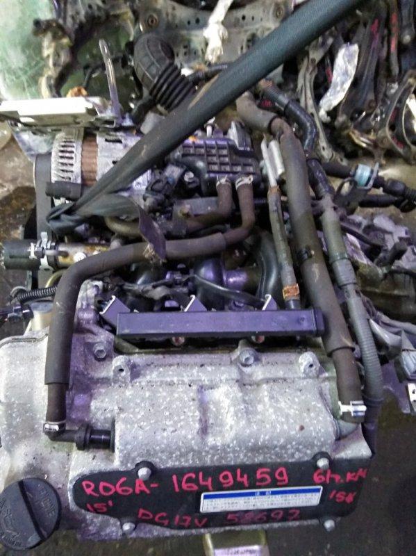 Двс Mazda Scrum DG17V R06A 2015