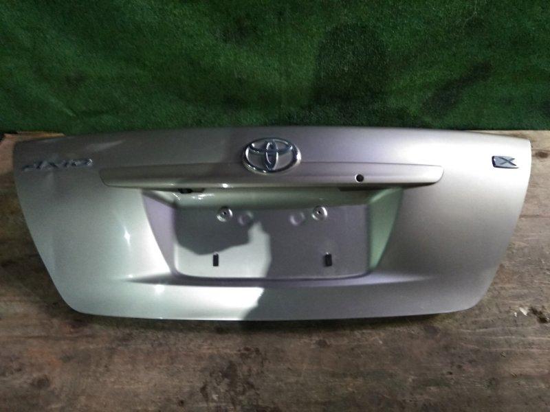 Крышка багажника Toyota Corolla Axio NZE141 1NZ-FE 2007