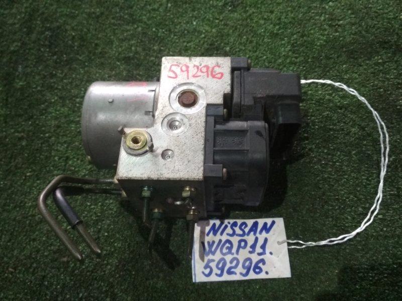 Блок abs Nissan Primera WQP11 QG18