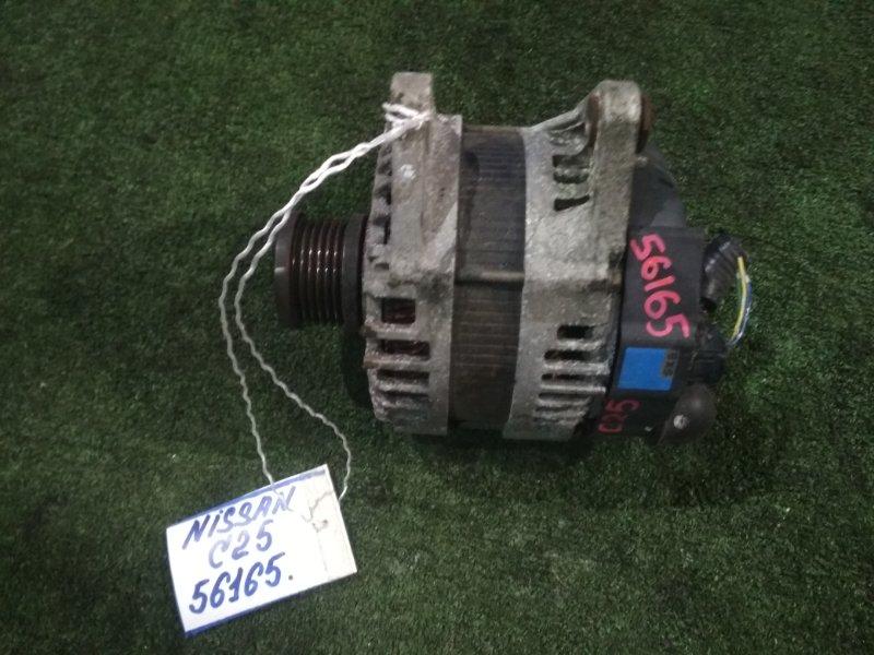 Генератор Nissan Serena C25 MR20DE