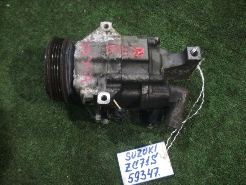 Компрессор кондиционера Suzuki Swift ZC71S K12B