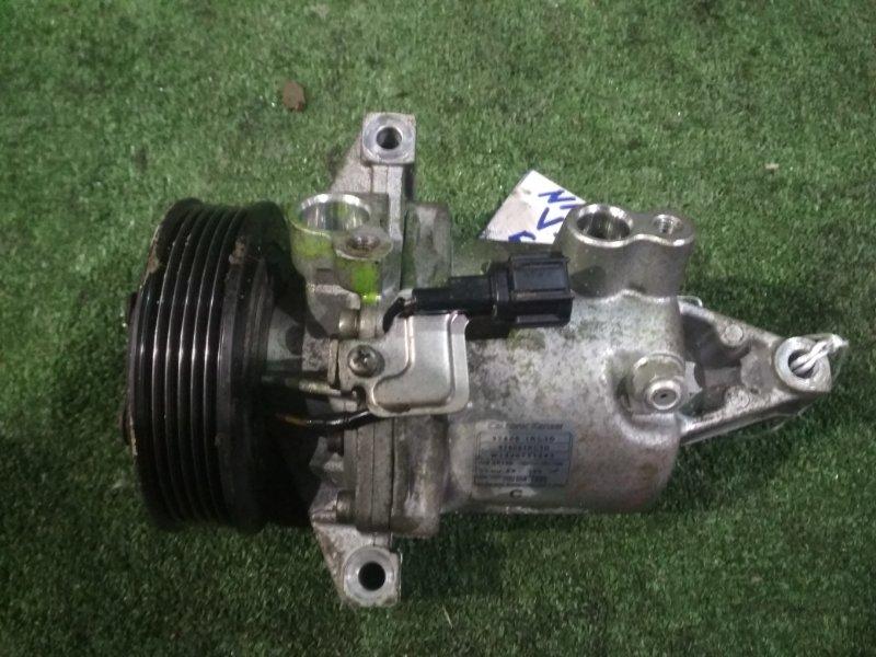 Компрессор кондиционера Nissan Ad VJY12 MR18DE 2013