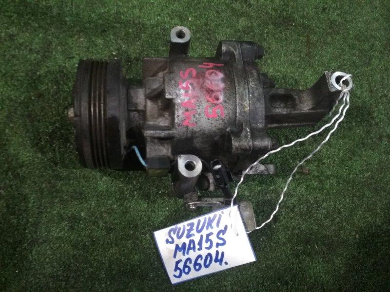 Компрессор кондиционера Suzuki Solio MA15S K12B