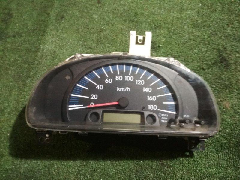 Спидометр Toyota Probox NCP50 2NZ-FE 2002