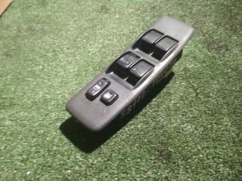 Блок управления стеклами Toyota Bb NCP30 1NZ-FE передний правый