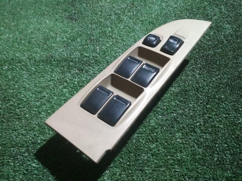 Блок управления стеклами Nissan Sunny FNB15 QG15DE 2003 передний правый