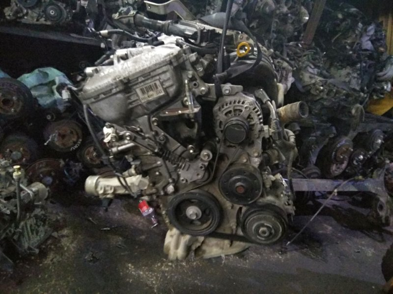 Двс Toyota Voxy ZRR85 3ZR-FAE