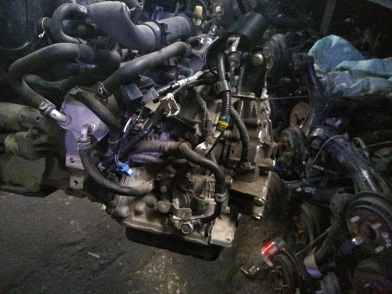 Акпп Toyota Voxy ZRR85 3ZR-FAE