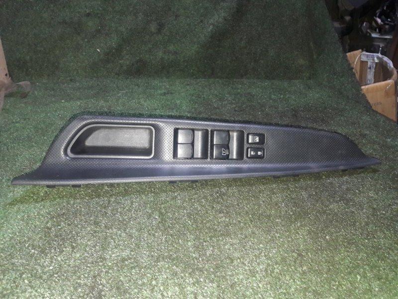 Блок управления стеклами Nissan Wingroad Y12 HR15DE 2012 передний правый