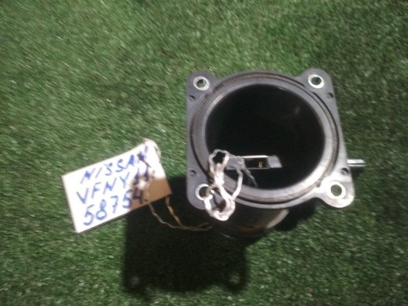 Датчик расхода воздуха Nissan Ad VFNY11 QG18DE 2009