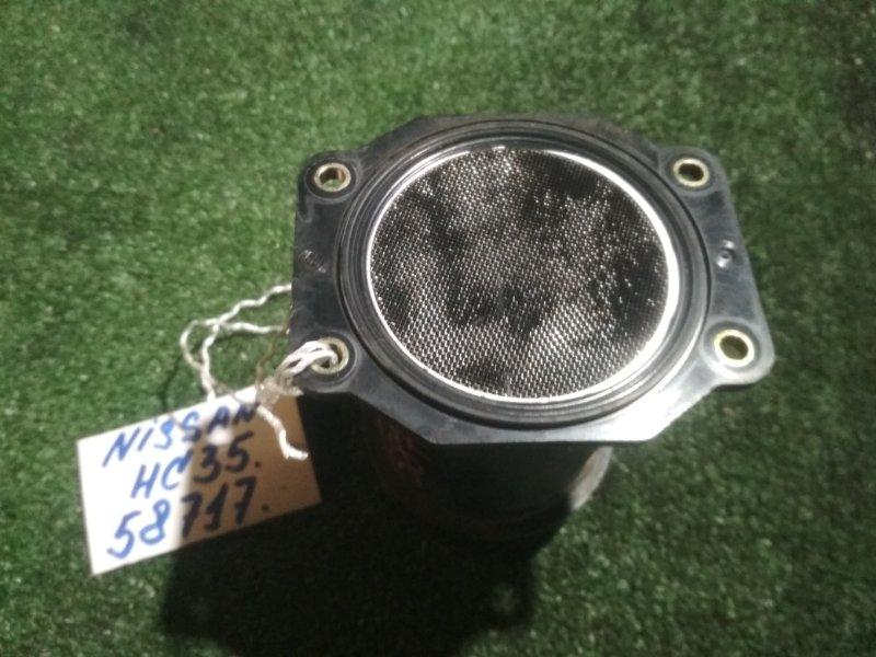 Датчик расхода воздуха Nissan Laurel HC35 RB20DE