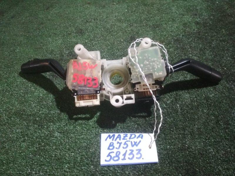 Переключатель поворотов Mazda Familia BJ5W ZL-VE 2000