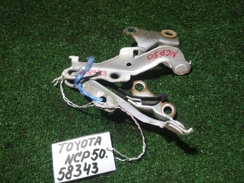 Крепление капота Toyota Probox NCP50 2NZ-FE 2002