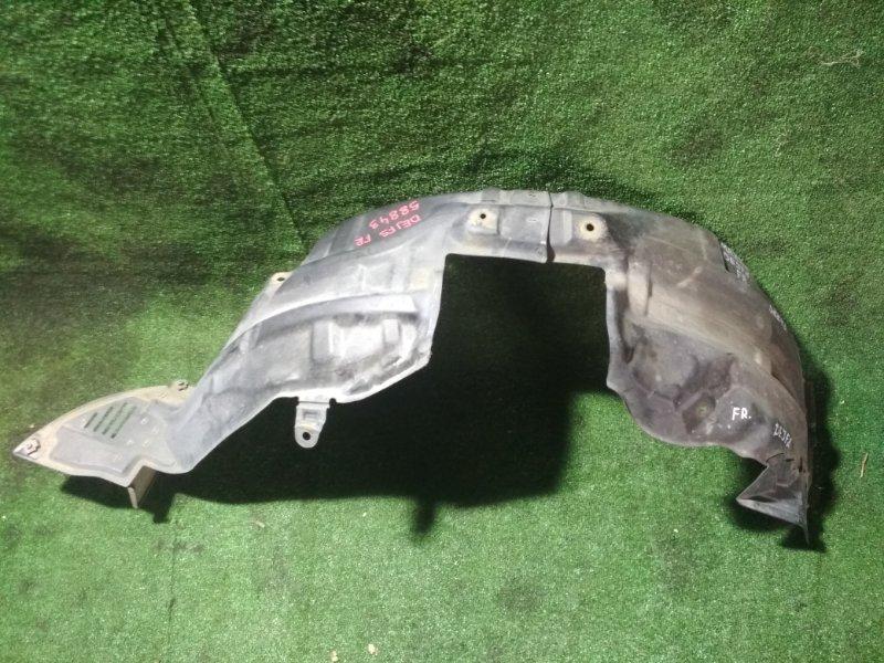 Подкрылок Mazda Demio DEJFS P3-VPS 2011 передний правый