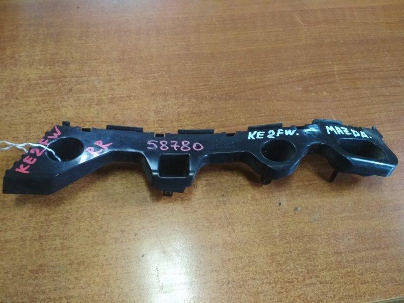 Крепление бампера Mazda Cx-5 KE2FW SH-VPTS 2012 заднее правое