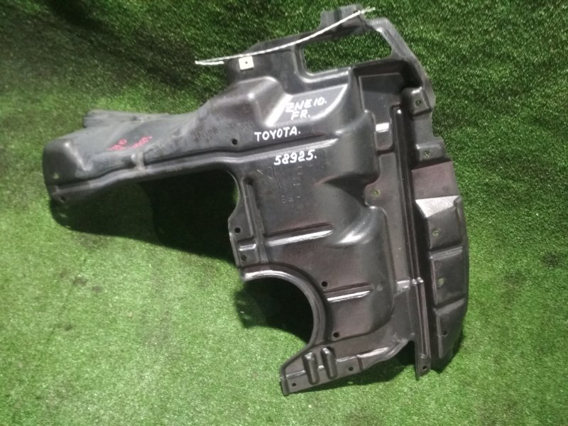 Защита двигателя Toyota Wish ZNE10 1ZZ-FE 2006 правая