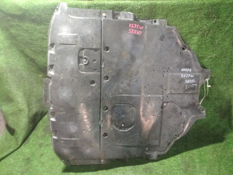 Защита двигателя Mazda Cx-5 KE2FW SH-VPTS 2012