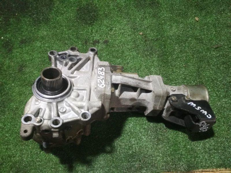 Раздатка Mitsubishi Outlander CW5W 4B12 передняя