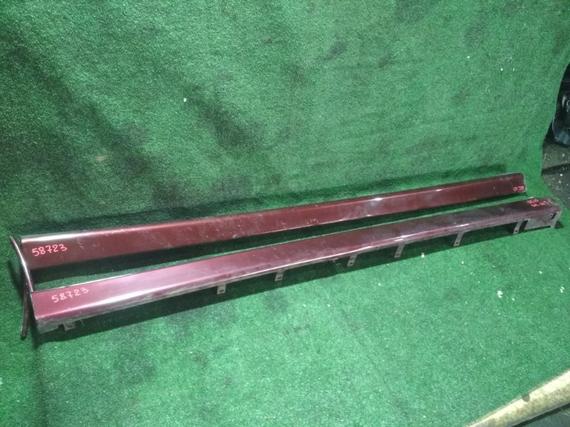 Порог Nissan Bluebird Sylphy QG10 QG18DE 2005