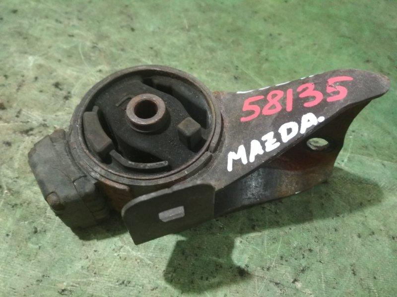 Подушка двигателя Mazda Familia BJ5W ZL-VE 2000 задняя