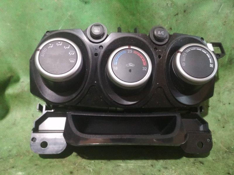 Климат-контроль Mazda Demio DEJFS P3-VPS 2011