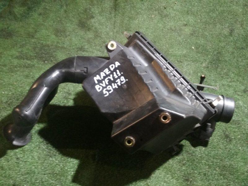 Корпус воздушного фильтра Mazda Familia BVFY11 QG15